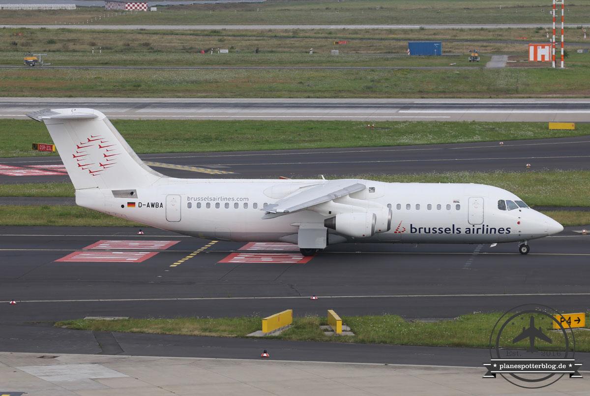 DUS WDL BAE 146-300