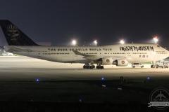TF-AAK Air Atlanta ED Force One B747-400 Feuertreppe