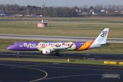 G-FBEM ERJ-195LR FlyBe Terrasse